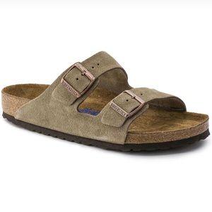 EUC Birkenstock Arizona Soft Footbed   Size 38